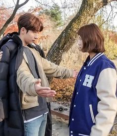 Hada de levantamiento de pesas❤ Nam Joo Hyuk Lee Sung Kyung, Jong Hyuk, Swag Couples, Cute Couples, Korean Celebrities, Korean Actors, Live Action, Weightlifting Fairy Kim Bok Joo Wallpapers, Weightlifting Kim Bok Joo