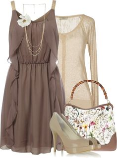 """Hint of Spring"" by lagu on Polyvore"
