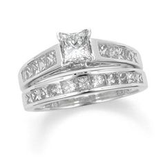 Possible new wedding ring setting