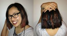 Too scared to commit to dye for good? Carla tries out a temporary option. Independent Women, Dyed Hair, Hair And Nails, Glow, Note, How To Wear, Image, Beauty, Style