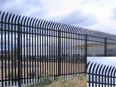 Enhance the beauty and security of your home or business by installing a security gate. We provide the best fence and security gate installation. Diy Home Security, Wireless Home Security Systems, Security Cameras For Home, Security Alarm, Survival Mode, Survival Prepping, Marine Corps Bases, Home Defense, Home Safety
