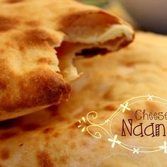 Cheese Naan (pain indien au fromage) | Le Blog Culinaire d'une Débutante