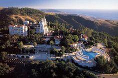 San Simeon in California