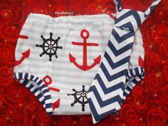 Hey, I found this really awesome Etsy listing at https://www.etsy.com/listing/217553718/nautical-cake-smash-outfit-chevron