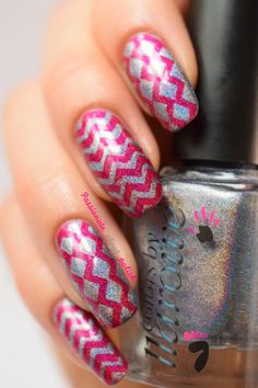 Colors by Llarowe - Sparkles are a girls best friend, Silver and nail vinyls