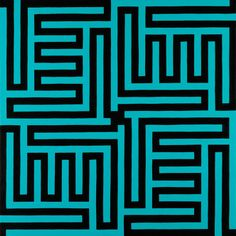 Black on Blue, by Giovanni Garcia-Fenech - 20x200 (from $24)