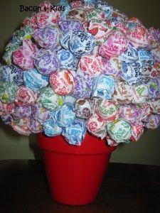 Lollipop Centerpiece @Diana Ortega