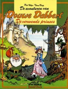 Douwe Dabbert - 1 - De verwende prinses
