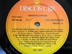 Quero me Casar Contigo - Roberto Carlos (Lp 1963).wmv - YouTube