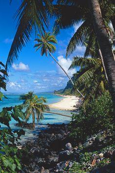 Samoa Coast | Aaron Chang | Fine Art Photography