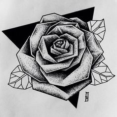 Such a nice twist on the traditional rose tattoo