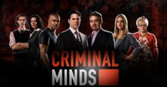 Shemar Moore and cast of Criminal Minds