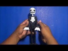 Origami 3D Jack Esqueletor - YouTube