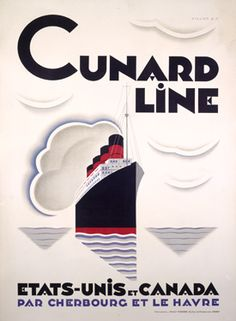 I used to work for Cunard back when Ocean Liners were beautiful and not floating hotels.