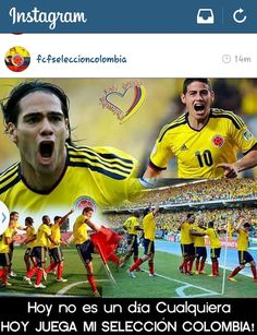 Eh,  Oh, Eh, Viva Colombia!