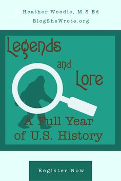 Legends & Lore is a full year of U.S. History taught through spooky tales of our country's legends and lore. It has a wonderfully neurodivergent approach to high school work. There are 9 modules that have 2-3 focus texts along with neurodivergent friendly assignments, resources, and connections to history. Join us! Teaching History, Our Country, Us History, High School, Homeschooling, Texts, Legends, Join, Grammar School