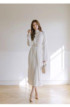 Workwear Fashion, Kpop Fashion Outfits, Suit Fashion, Modest Fashion, Young Fashion, Asian Fashion, Korean Girl Fashion, Korea Fashion, Modest Summer Outfits