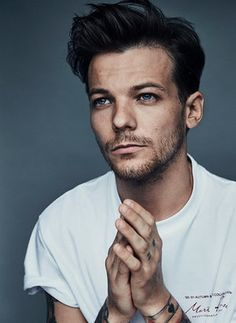 'It's hard for a lot of people who are fanatical to believe you are a real entity': Louis Tomlinson. interview The Observer 25-06-2017