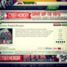 #FadedDreams is almost at 10k downloads thanks to you!