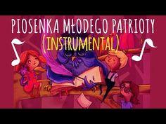 Mała Orkiestra Dni Naszych - Piosenka młodego patrioty (podkład) - YouTube Preschool, Arts And Crafts, Family Guy, Comic Books, Youtube, Education, Comics, Cover, Fictional Characters