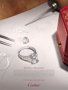 I want want want this ring!  I will marry a guy 50 times in a row if he ever got me this ring...hahahah