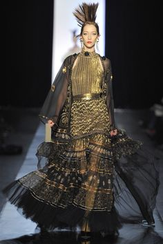 Jean Paul Gaultier Spring 2011 Couture - Collection - Gallery - Style.com