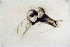 Pinzellades al món: Mary Cassat