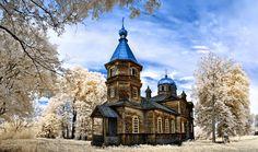 старые церкви черниговщины...