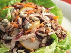 Warm Winter Salad Salad Recipes