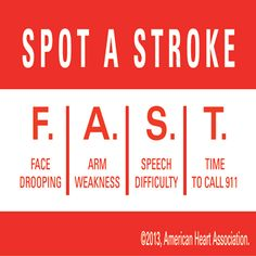 Many women go to great lengths not to burden those around them. But the signs of stroke demand immediate attention, even if it seems like the worst timing.