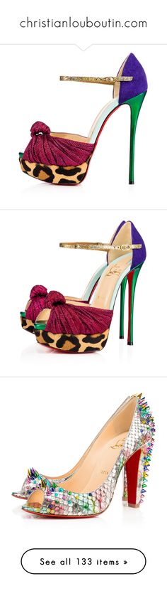 christian louboutin toutenkaboucle strappy canvas sandals