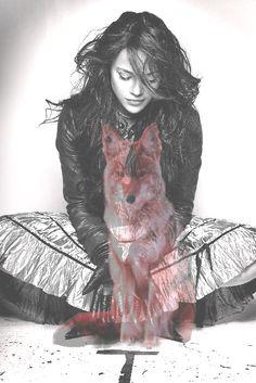 Mercy Thompson by garfiegrl.deviantart.com on @deviantART