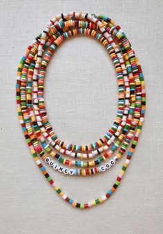 DIY Perler Bead Jewelry - List of the most beautiful jewelry Diy Jewelry Necklace, Beaded Jewelry, Jewelery, Necklace Ideas, Kids Jewelry, Jewelry Crafts, Jewelry Making, Handmade Bracelets, Handmade Jewelry