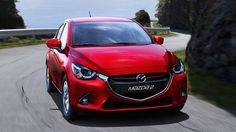 Mazda 2 – The sporty supermini that's big on fun and Great on value Best City Car, Mazda 2, Car Hd, Small Cars, Diesel Engine, Motion Design, Sporty, Bmw, Brand New