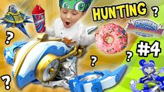 Skylanders SuperChargers Hunting 4 Jet Stream (Pt. 4) + Unboxing by Chas...