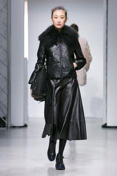 asian leather fashion