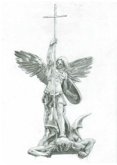 25+ best ideas about Saint Michael
