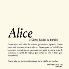 Marca sua(s) Alice(s) aqui!  (E vocês já estão sabendo que meu livro está em pré-venda? Link na bio!)