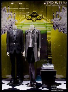 Prada Window: Headless mannequins (1)