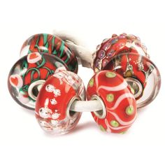 7ef639d0b 23 best Trollbeads Winter Collection images | Jewelry, Winter ...