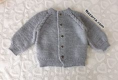 Months Baby girl's hand knit, sleeveless cardigan in pale pink, cashmere, merino and silk mix ya Baby Boy Cardigan, Cardigan Bebe, Baby Girl Sweaters, Sleeveless Cardigan, Knitting For Kids, Hand Knitting, Pull Bebe, Girls Hand, Hand Knitted Sweaters