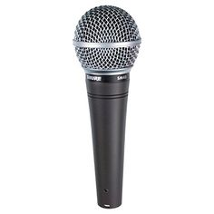 Shure Sm48-Lc Vocal Dynamic Microphone, Cardioid, 2015 Amazon Top Rated Microphones #MusicalInstruments