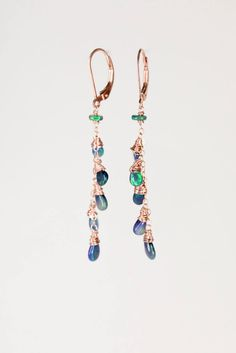 A personal favorite from my Etsy shop https://www.etsy.com/listing/495666682/black-ethiopian-opal-earrings-rose-gold