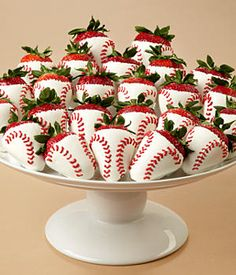 GO RED SOX! October, 2013 FROM: Best Toppings for Chocolate Covered Strawberries