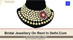 Bridal Wedding Jewellery On Rent in Kamla Nagar, Delhi Call 9212720755