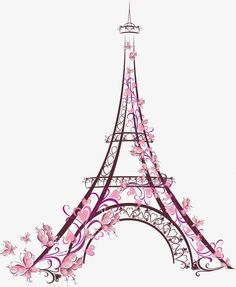 Illustration about Famous Eiffel Tower, Paris, France. Illustration of background, beauty, metal - 28821123 Tour Eiffel, Torre Eiffel Paris, Eiffel Tower Tattoo, Eiffel Tower Drawing, Paris Tattoo, Art And Illustration, Stock Illustrations, France Eiffel Tower, Paris Tower