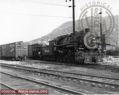 VGN Class SB #248  right 3/4 @ Roanoke, VA switching
