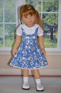 Dress for Kidz n Cats doll . by Symidollsclothes on Etsy