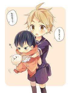 Haikyuu!! | Hq!! | ♤ Anime ♤ Chibi