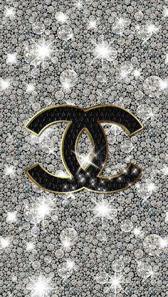 Chanel Wallpaper for iPhone Bling Wallpaper, Fashion Wallpaper, Pink Wallpaper Iphone, Iphone Background Wallpaper, Aesthetic Iphone Wallpaper, Disney Wallpaper, Iphone Wallpapers, Coco Chanel Wallpaper, Chanel Wallpapers